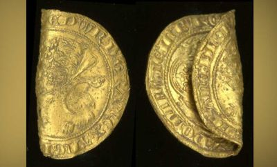 Edward III gold leopard