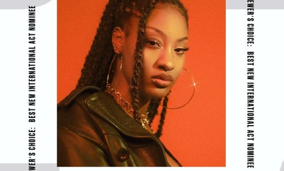 """Singer,  Tems Nominated for BET """"Best New International Act"""" Viewer?s Choice Awards 2021"""
