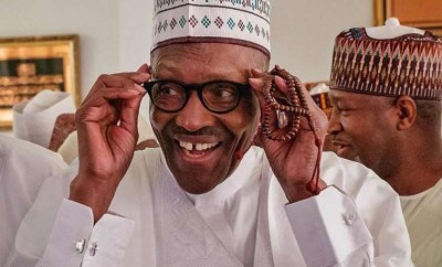 My commitment to serve Nigerians is a payback for the love shown to me - President Buhari