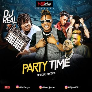 DJ Real - Party Time (Special Mix)