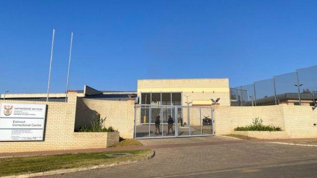 A general view of Estcourt Correctional Centre