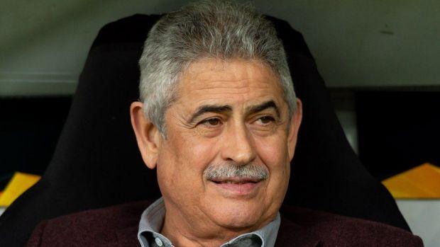 Luís Filipe Vieira. File photo