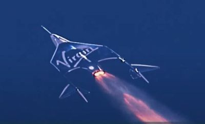 The rocket plane