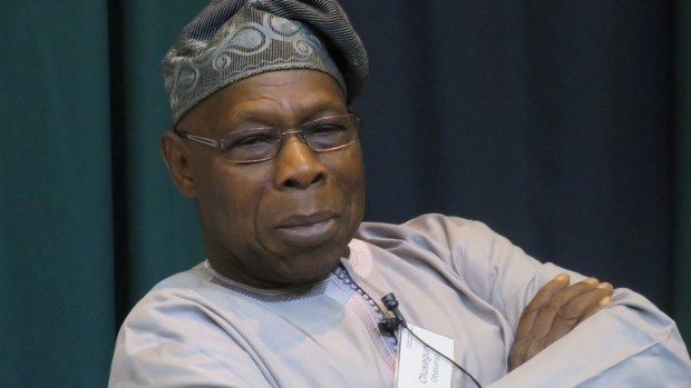 I?m done with partisan politics. Those saying I want to form a political party should visit Yaba Left - Obasanjo