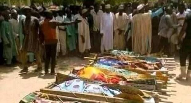 Bandits kill over 35 people in Zamfara communities