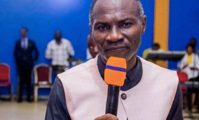 Video of Ghanaian Pastor, Emmanuel Kobi Badu prophesying that England will win Euro 2020 goes viral after they lost to Italy