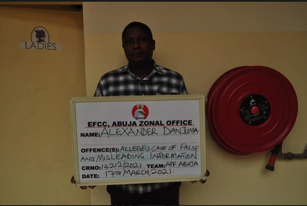 Whistle Blowers? bag three months imprisonment for false information (photos)