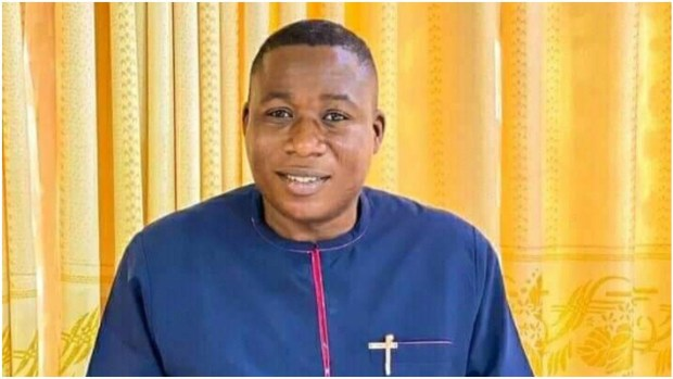 Interpol arrested Sunday Igboho and his wife in Benin Republic ? Lawyer