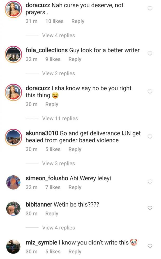Lincon releases official statement to address crisis in his and video vixen Bolanle
