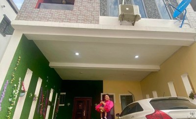 Comedienne/actress, Etinosa, acquires a home in Lagos