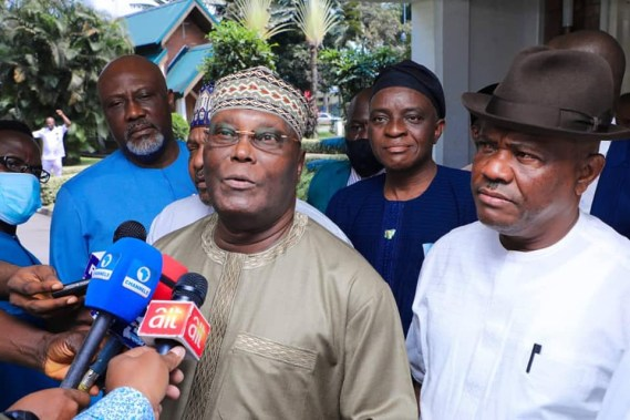 Nigerians can?t wait for 2023 to come so that PDP will return- Atiku