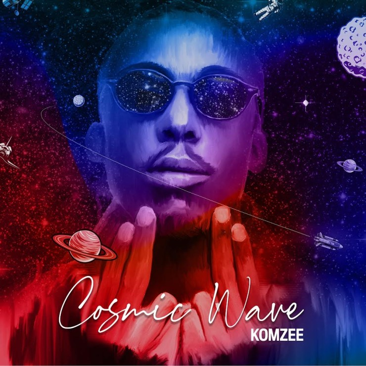 KomzEE - Cosmic Wave (EP)