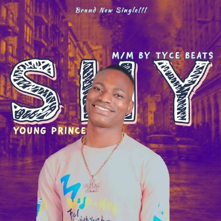 Young Prince - Shy
