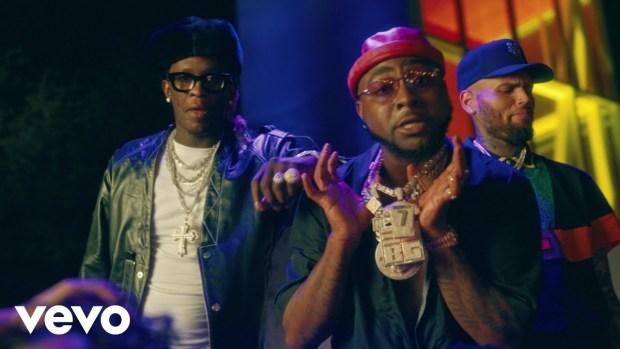 VIDEO: Davido – Shopping Spree ft. Chris Brown, Young Thug
