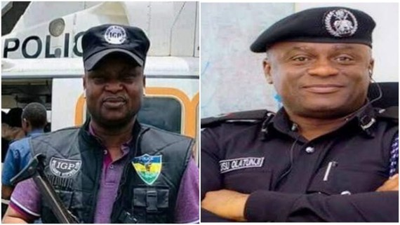 IGP replaces Abba Kyari with Tunji Disu as head of police intelligence team