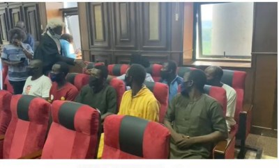 12 supporters of Yoruba nation agitator, Sunday Igboho granted bail after one month in detention