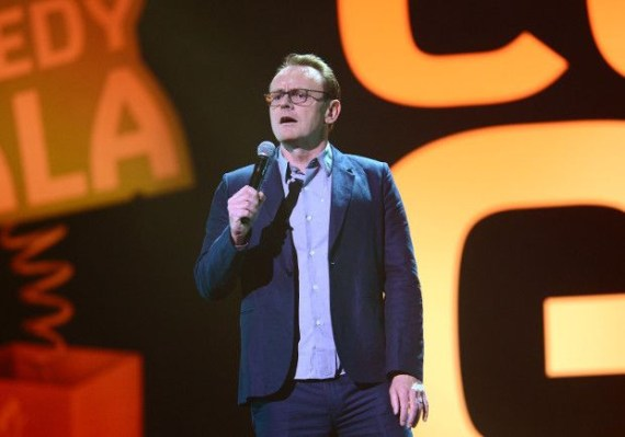 Comedian Sean Lock dies from Cancer aged 58