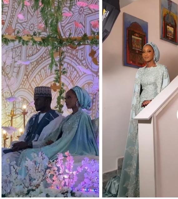 Photos/videos from Yusuf Buhari and Zahra Bayero