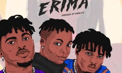 DJ Latitude ft. Terri & Minz – Erima