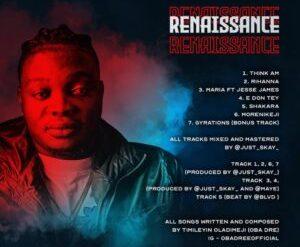 EP: Obadre – Renaissance