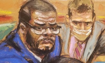R. Kelly in court
