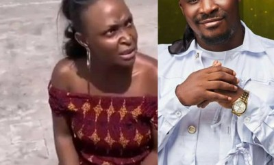 Update: Singer Jaywon hits back at Blessing Okoro after she referred to him as a