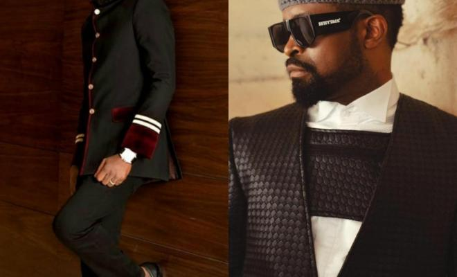 Hilarious bant between comedian Basketmouth and singer 2face Idibia