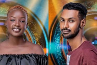 #BBNaija: Saskay and Yousef evicted from Big Brother House