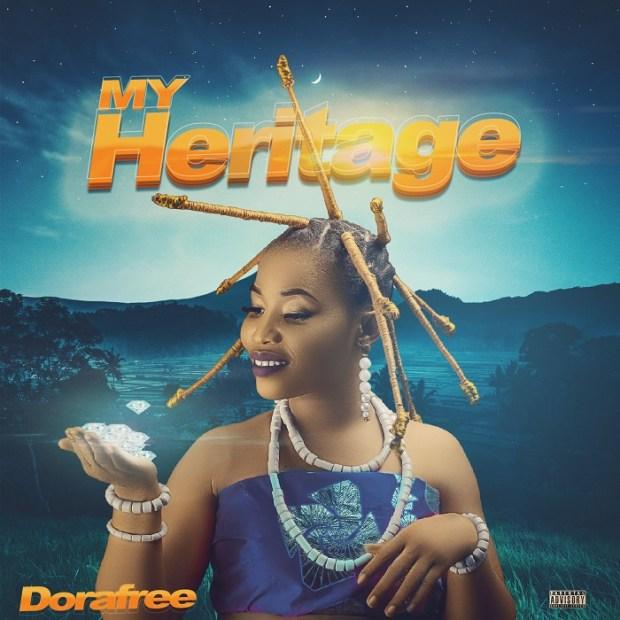 Dorafree - My Heritage [13 Track Album Cover]