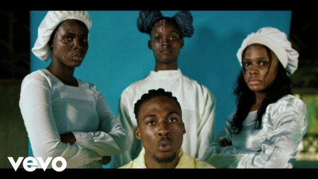 VIDEO & AUDIO: Shaggyblaq – Hallelu