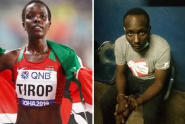Update: Kenyan Olympic runner Agnes Tirop