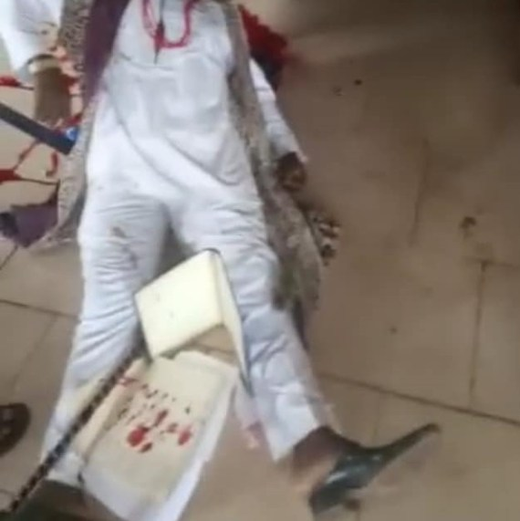 Three traditional rulers killed as gunmen open fire at a meeting in Imo