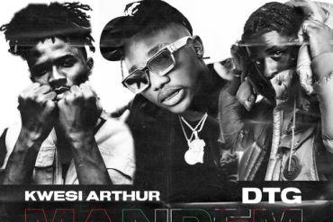 Hotkid – Mandem ft. Kwesi Arthur, DTG