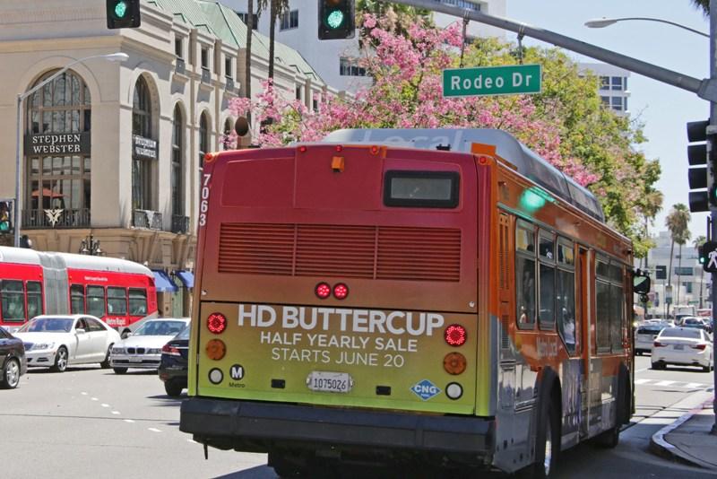 transit billboard advertising