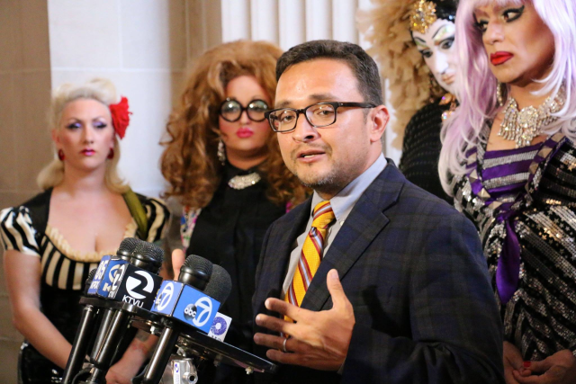 Sup. David Campos wants to make it easier to vote
