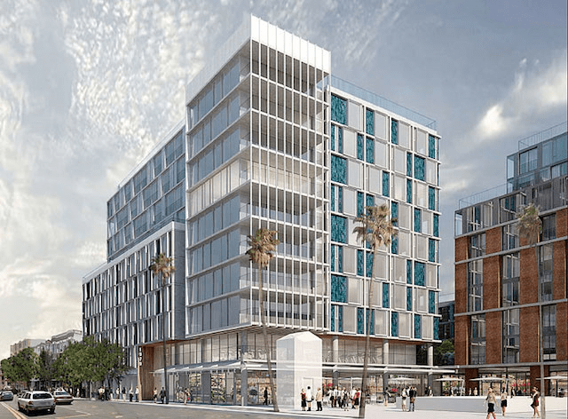 This is what 16th and Mission will look like with a fancy new housing development