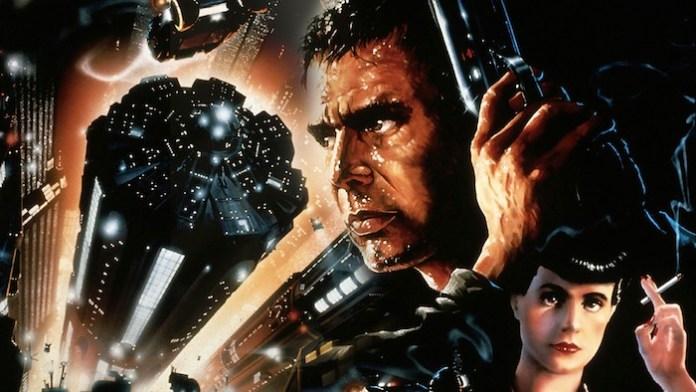 "Bladerunner asks, ""Who's human?"""