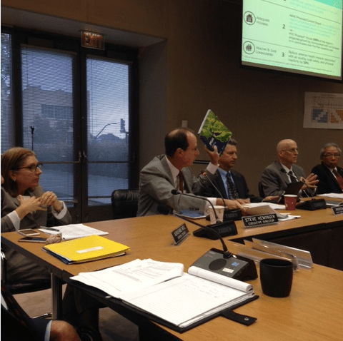 MTC Executive Director Steve Heminger wants to take anti-displacement language out of regional planning
