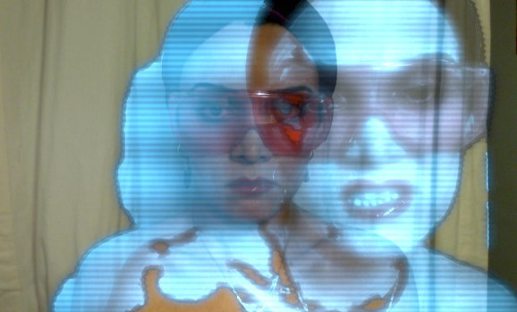A video still from 'Last Stage'.