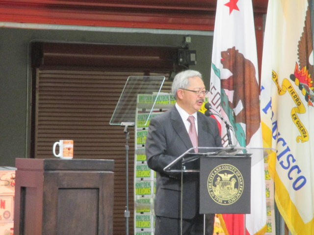 In his 2014 State of the City speech, Mayor Lee promised more affordable housing than his latest plan would deliver
