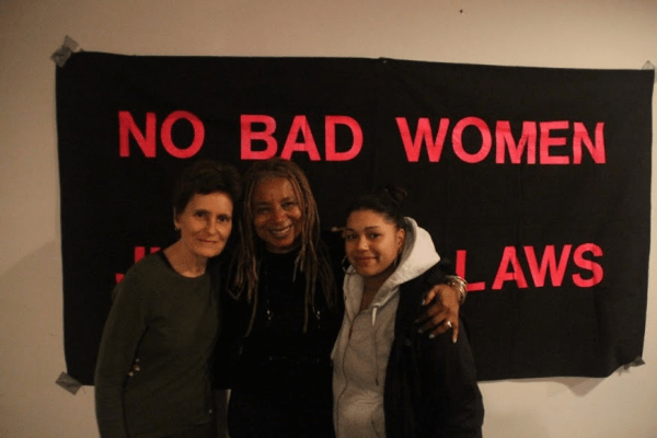 Rachel West, Margaret Prescod, and Alex Berlinger remind us there are no bad women, just bad laws