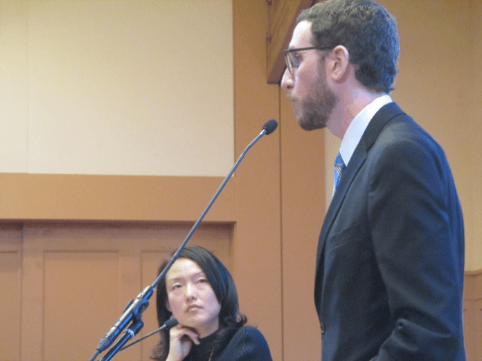 Scott Wiener and Jane Kim clashed over policy -- and what type of representative SF should send to Sacto