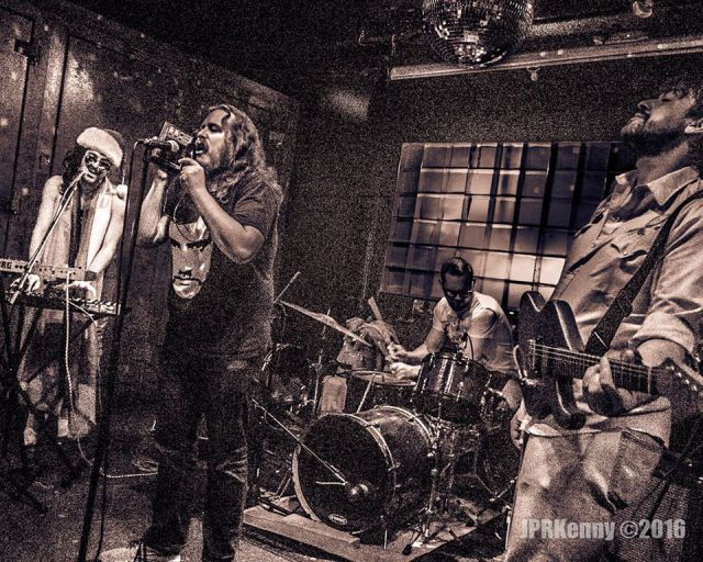 Club Meds, live at the Eagle. Photo by John Patrick Raphael Kenney