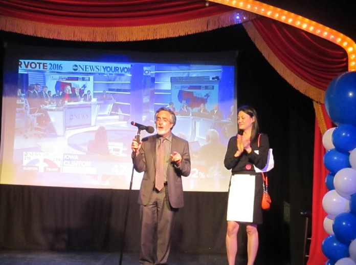 Sup. Aaron Peskin and Democratic Party Chair Cindy Wu talk about how San Francisco values matter more than ever in a Trump America