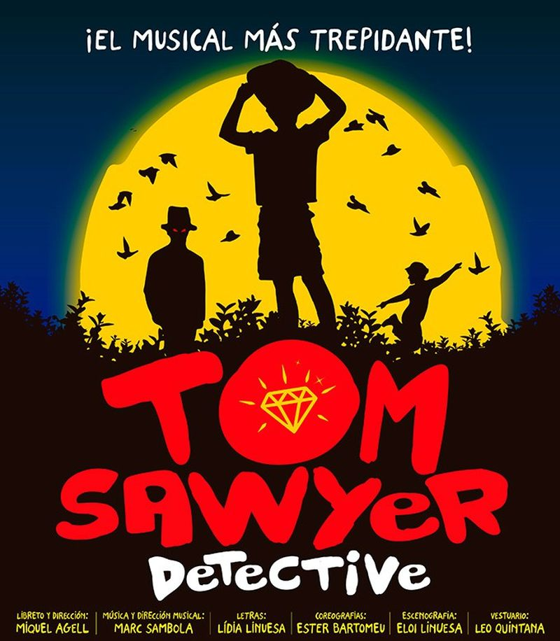 Tom Sawyer detective – Musical infantil