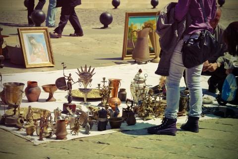 - CANCELADO - Rastro de artesanía y antigüedades