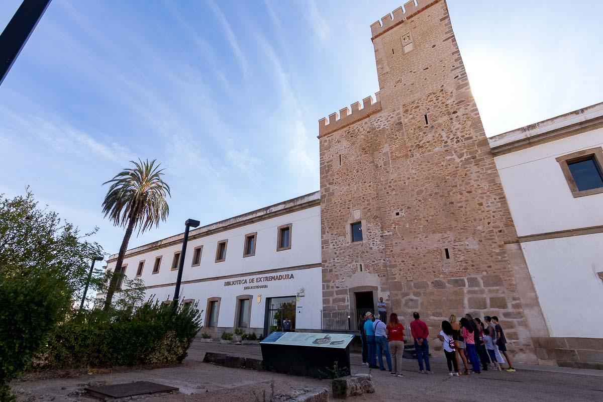 Visita a la Torre de Santa María