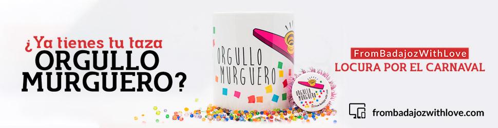 Tazas de Carnaval de Badajoz