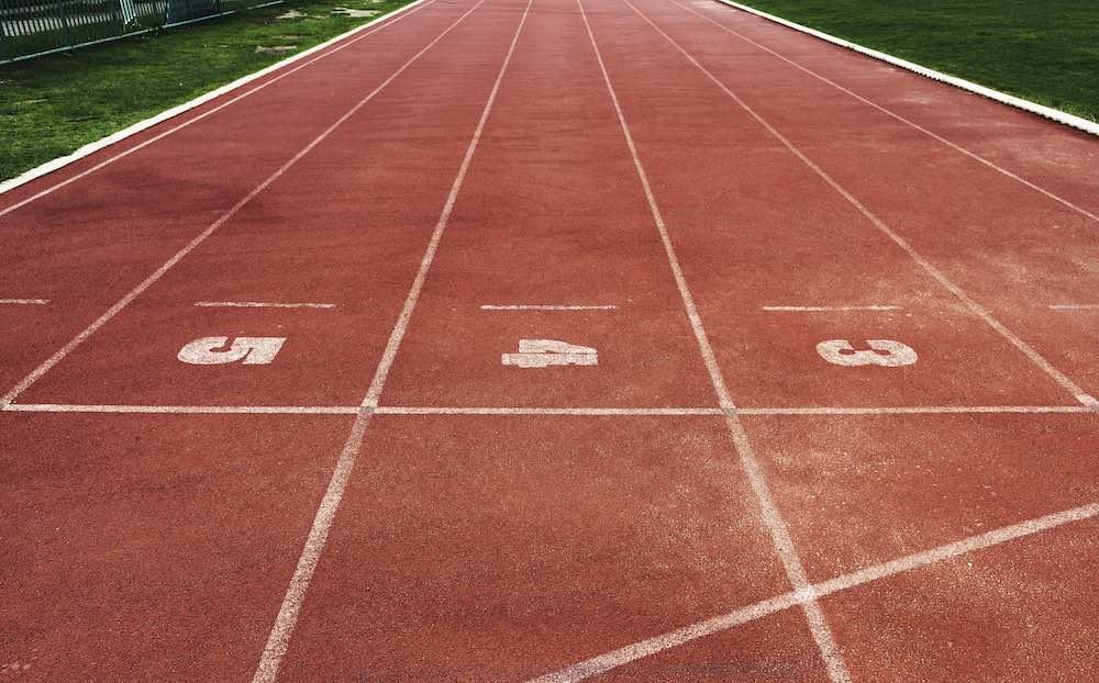 Entrenamiento en las instalaciones deportivas La Granadilla