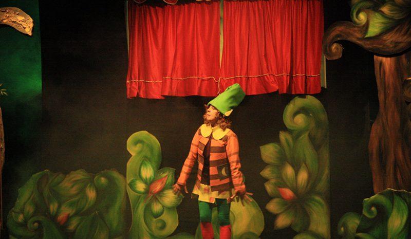 Teatro en familia - 'Colorín colorado, este bosque está callado'